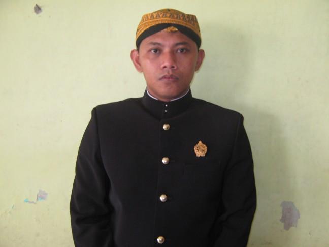 Pasrah Manten Bahasa Jawa